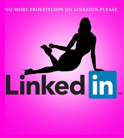 LinkedIn Prostitution